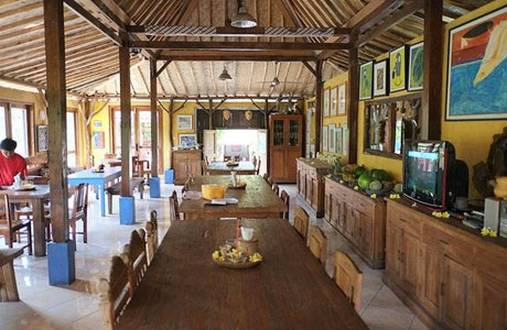Kampoeng Baron Art Resort Restaurant and Guesthouse - www.tripadvisor.co.id