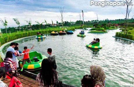 Kampung Gajah Wonderland - www.liburananak.com