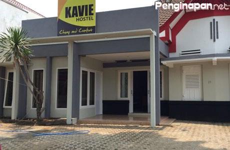 Kavie Hostel - www.pegipegi.com