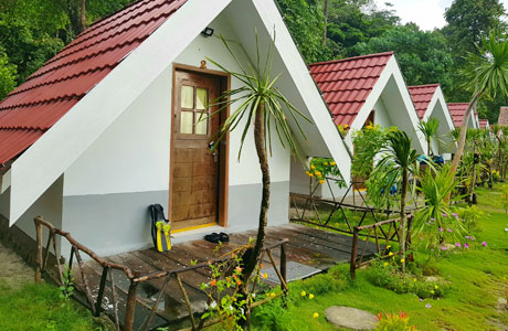 Labengki Beach Hut - @vika mumpuni