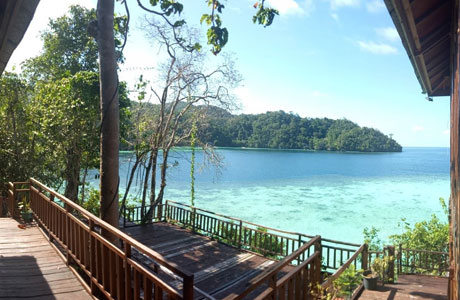 Labengki Nirwana Resort - @Rati Cahyati