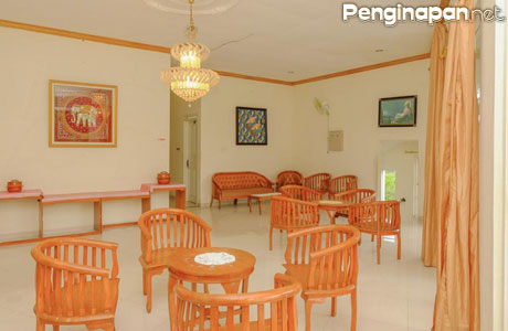 Loji Rejo Residence, public space