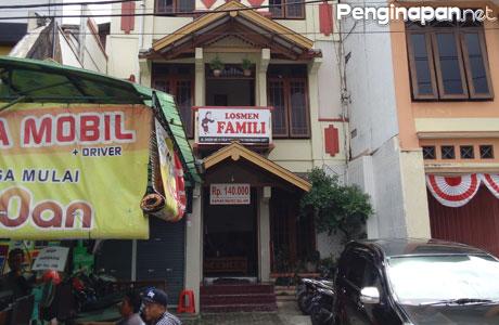 Losmen Family Yogyakarta