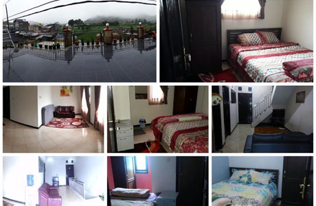 Lotus Homestay Syariah (sumber: Booking.com)