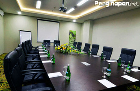 Jati meeting room Hotel Savana