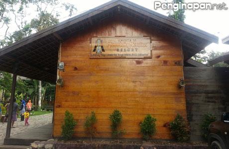 Mountain Meratus Resort - nurqanitah.blogspot.com