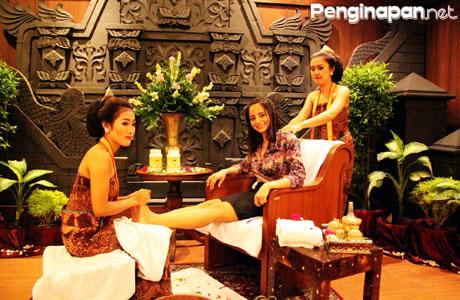 Mustika Ratu Taman Sari Royal Heritage Spa - sp.beritasatu.com