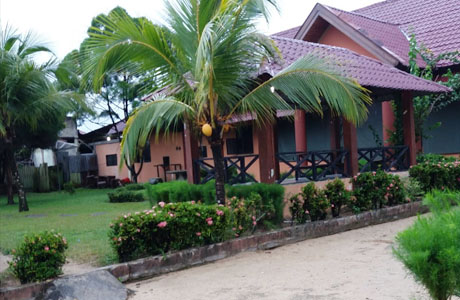 Pandan Carita Hotel