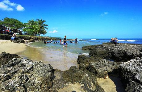 Pantai Cibeureum - VenueMagz.com