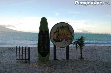 Pantai Embe - www.jelajahlampung.com