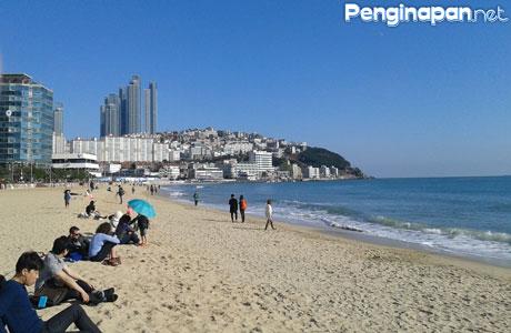 Pantai Haeundae - wisatakorselbusan.blogspot.co.id