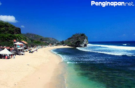 Pantai Indrayanti - visitingjogja.com