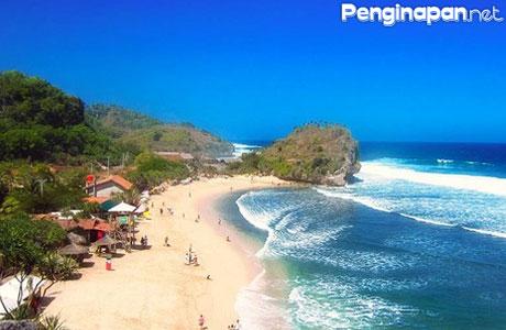 Pantai Indrayanti - lookjogja.blogspot.co.id