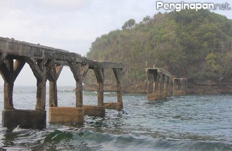 Pantai Jembatan Panjang - www.solopos.com