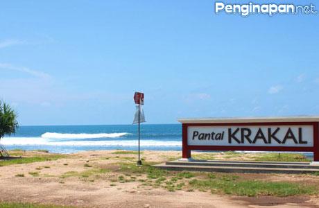 Pantai Krakal - liburmulu.com