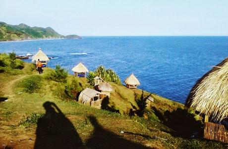 Pantai Menganti - www.jejakpiknik.com