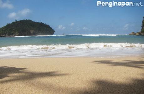 Pantai Mini Kabupaten Malang