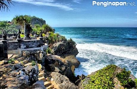 Pantai Ngobaran - www.wisataterindah.net