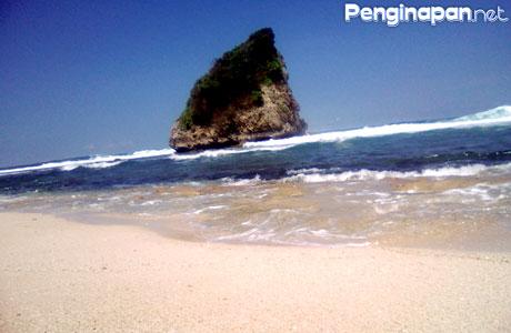 Pantai Ngudel, Kabupaten Malang, Cemara Udang, Tarif, Rute, Wisata Malang, Fasilitas, Pantai Malang, Lokasi, Alamat