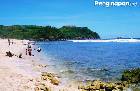 Pantai Pasetran Gondo Mayit - afrikenz.blogspot.co.id