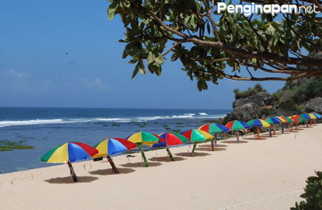 Pantai Pok Tunggal - lookjogja.blogspot.co.id