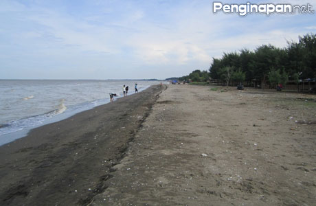 Pantai Tanjung Pakis Karawang - ayeur.com