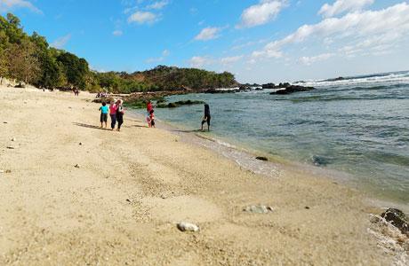 Pantai Wediombo - @Andreas Kurniawan