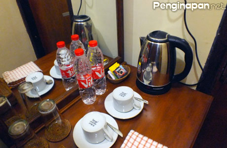 Penginapan Ani, amenities untuk para tamu di dalam kamar