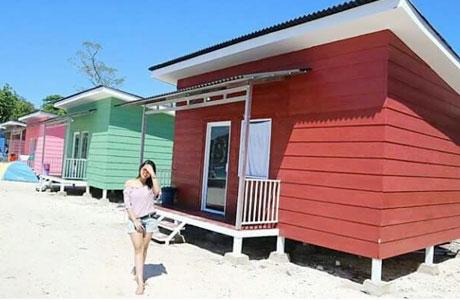 Penginapan di Pulau Sirandah - westsumateraislands.blogspot.com
