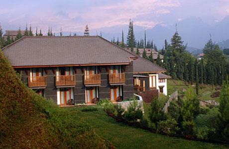 Pondok Kahuripan Hotel - sebandung.com