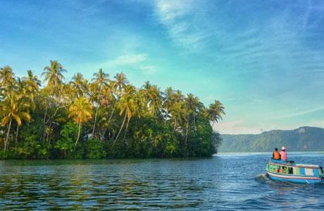 Pulau Marisa - dolandolen.com