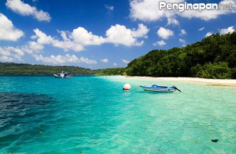Pulau Oar - www.bantenwisata.com