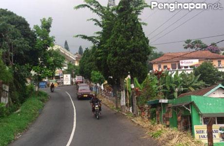 Puncak Tretes Prigen Pasuruan - travel.kompas.com