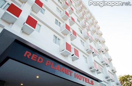 Red Planet Hotel - (Sumber: agoda.com)