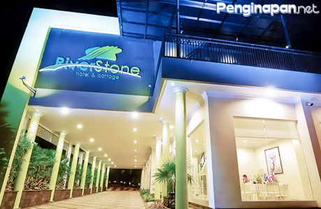 Riverstone Hotel and Cottage - (Sumber: agoda.com)