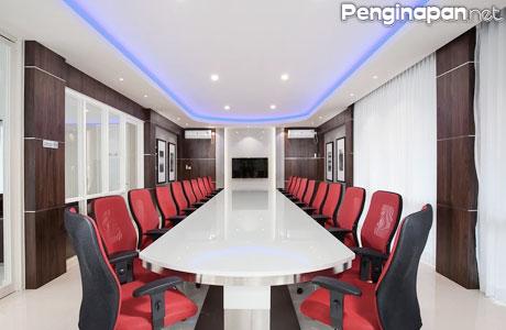 Ruangan Meeting yang Tersedia DI Villa Azcarya