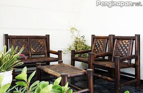 Ruang Santai Villa Bukit Cemara
