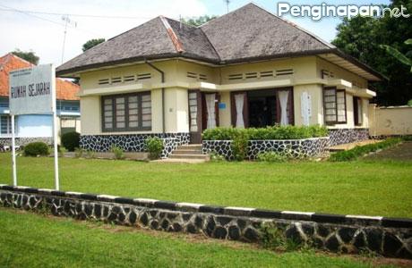 Rumah Sejarah Kalijati - purwasuka.id