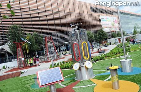 Science Garden Sentul - (Sumber: mariberjalansantai.blogspot.com)