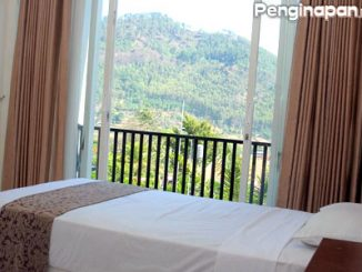 Pemandangan dari kamar Seulawah Grand View Hotel