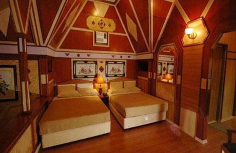 Shari-la Island Resort - www.traveloka.com