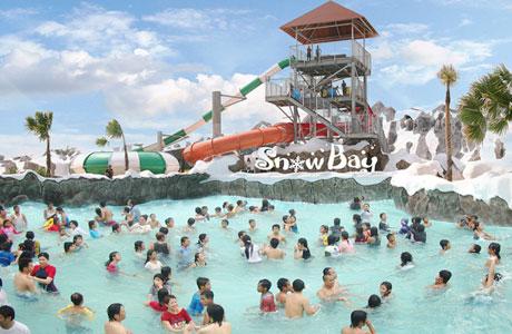 SnowBay Waterpark TMII - www.tokopedia.com