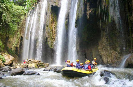Songa Rafting & Adventure Probolinggo