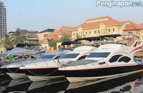 Speedboat Marina Ancol - www.pulauseribuindonesia.com