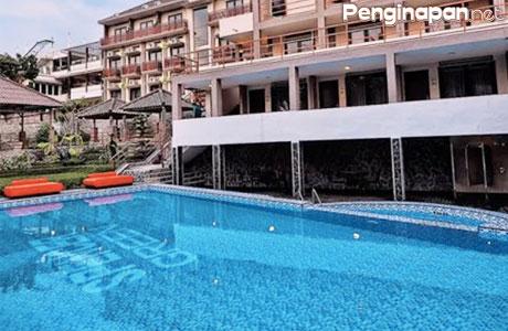 Berenang di Kolam Renang Hotel Efektif untuk Melepaskan Penat