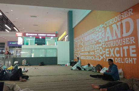 Spot Gratis Menginap Bandara KLIA2 - masfran.com