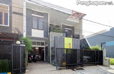 Rumah Srikandi Guest House, akomodasi nyaman dekat pusat pendidikan
