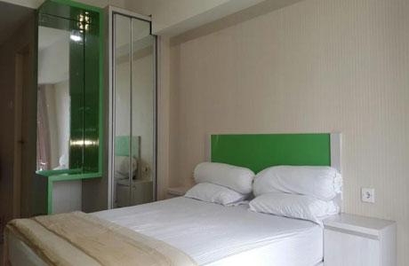 Studio Room Apartment at Tanglin Surabaya - www.traveloka.com