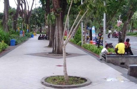 Taman Bungkul - Kota Surabaya TV