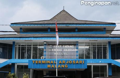 Rute Tarif Dan Jadwal Keberangkatan Bus Di Terminal Arjosari